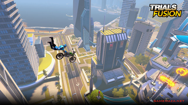 Trials Fusion Gameplay Screenshot 4