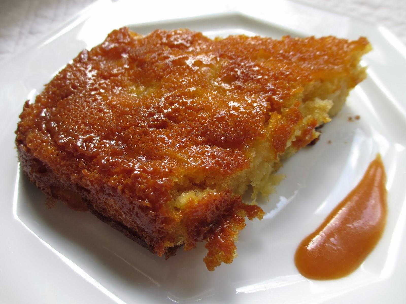 Cake Pommes Yaourt Et Beurre Sal Ef Bf Bd