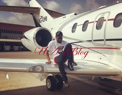 Breaking! Calm Down, Davido Did Not Buy A Private Jet…It's All About Social Media Hype