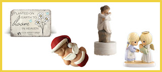 Military Mama Musings - Miscarriage Remembrance Statuettes