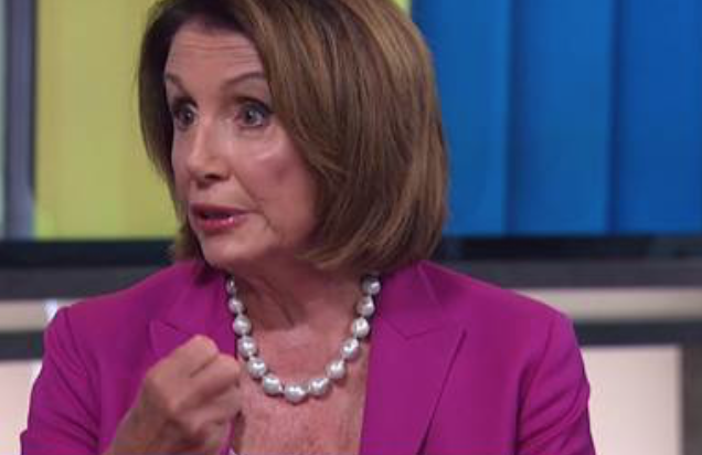 Pelosi claims NBC is trying to 'undermine' her potential Speaker bid
