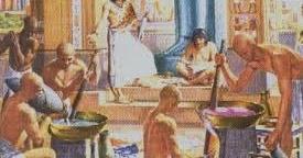 Higiene egipcia 1500 a.C