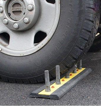 Fake Car Spikes