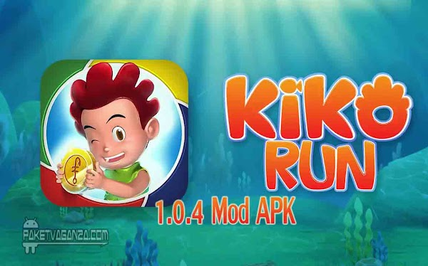 Kiko Run Mod Apk for Android Unlimited Money & Coins