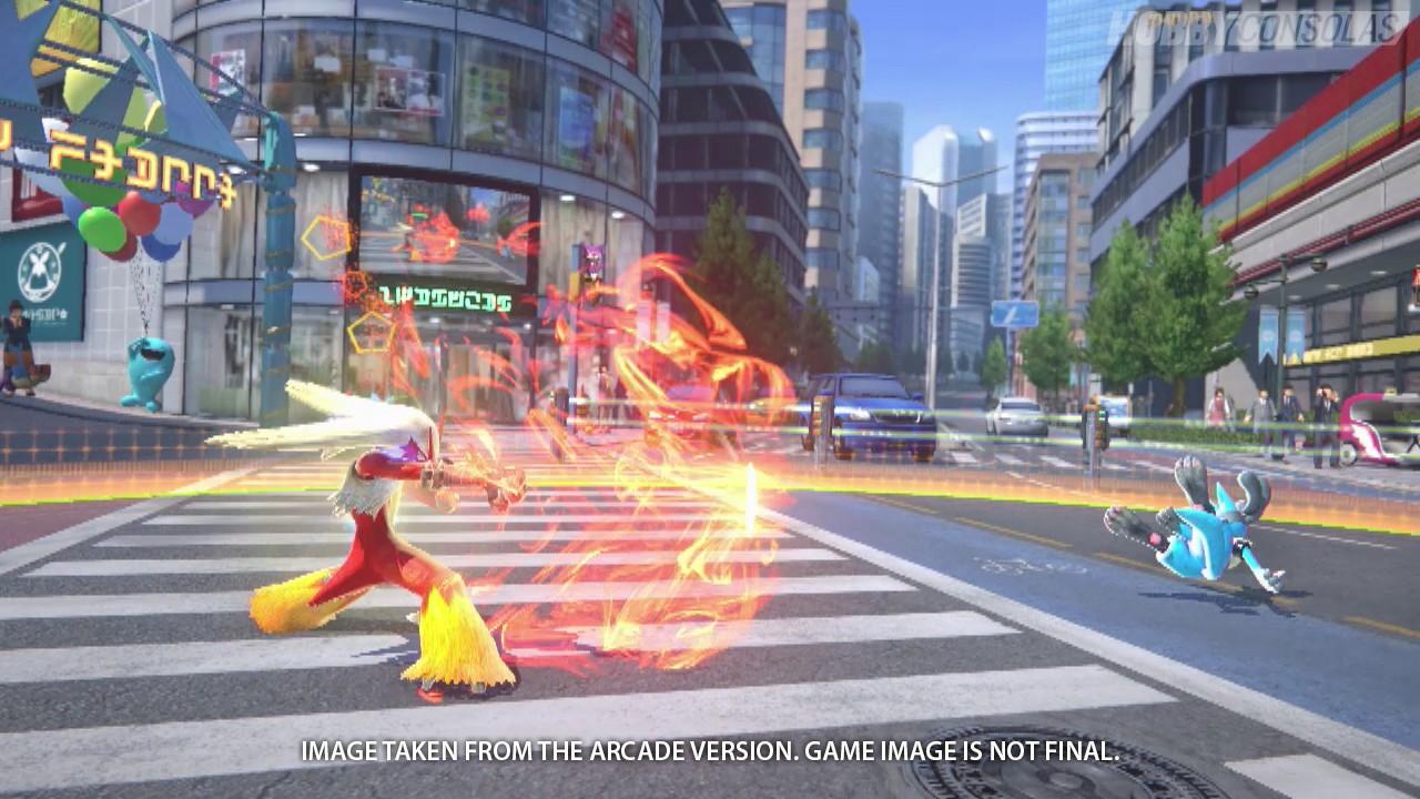 Increibles Imagenes Del Juego Pokken Tournament Para Wii U Ienterate