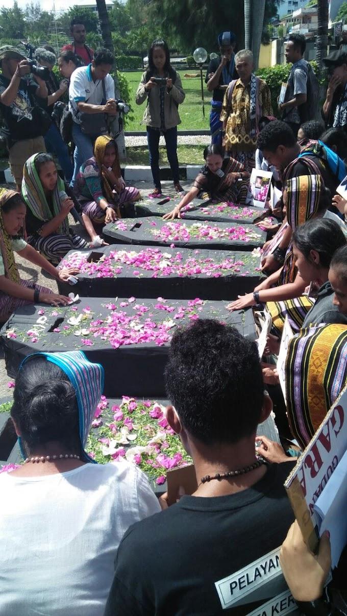 Perempuan Buruh Migran dalam Peti Mati, Membalikan Meriam yang Diarahkan Kepada Rakyat
