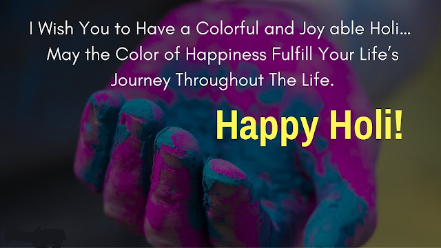 Happy Holi Creative Images