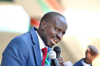 KNUT secretary general Wilson Sossion in Kisumu. PHOTO | Courtesy