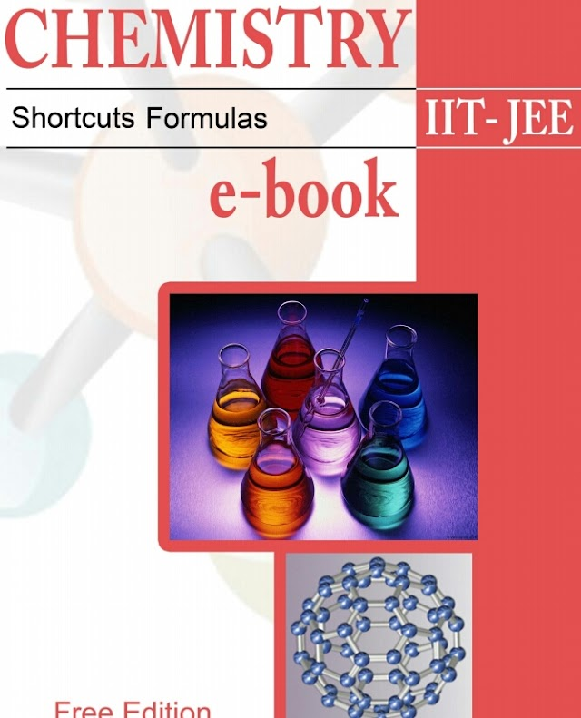 BEST CHEMISTRY SHORT CUT FORMULAS BOOK