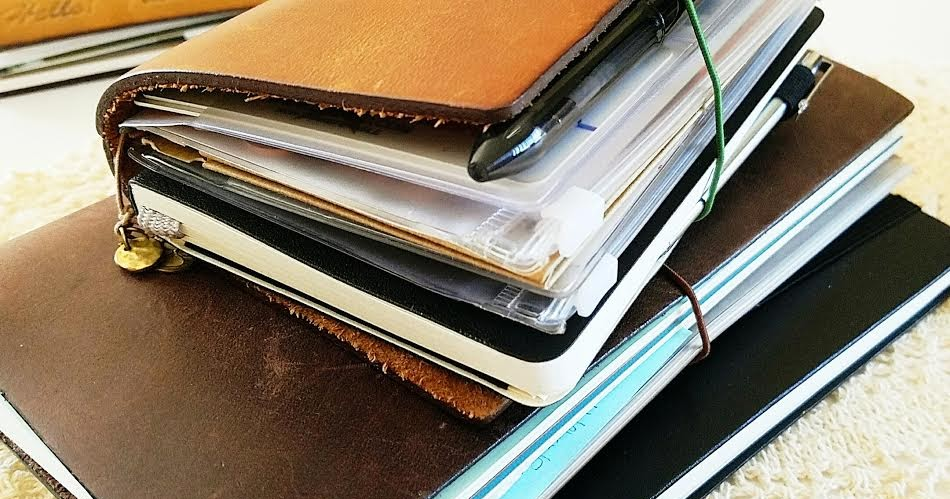 Ephemera Holder Traveler S Notebook