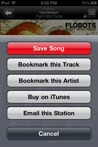 Pandora downloader: download it and try songs for free all cydia.