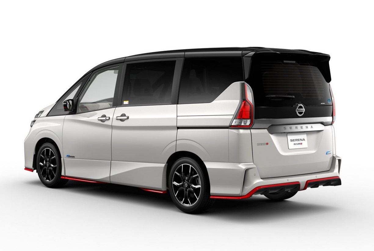 new nissan serena nismo ms blog. Black Bedroom Furniture Sets. Home Design Ideas