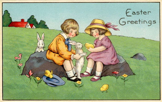 download free GIF pictures images e-cards animations for Easter