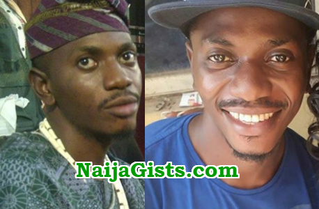 car runs nollywood actor home ikorodu lagos