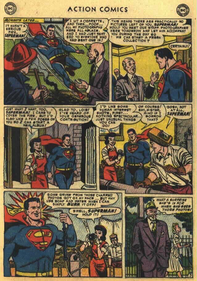 Action Comics (1938) 185 Page 6