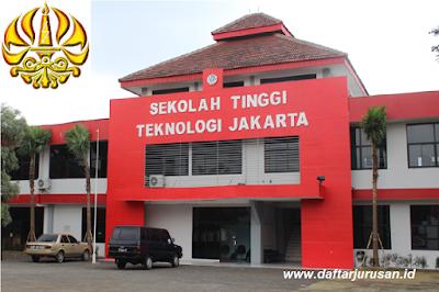 Daftar Program Studi STTJ Sekolah Tinggi Teknologi Jakarta
