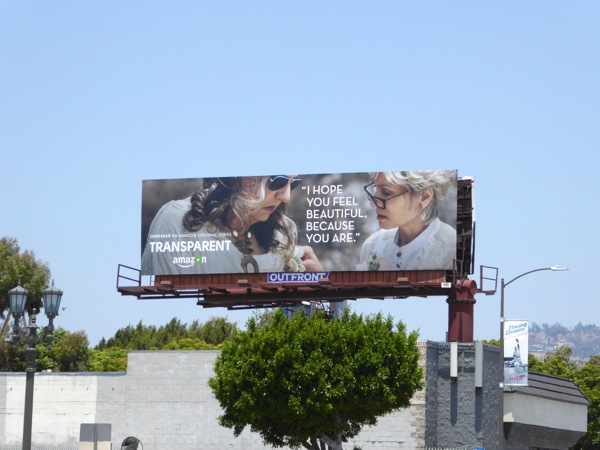 Transparent season 2 Emmy 2016 billboard