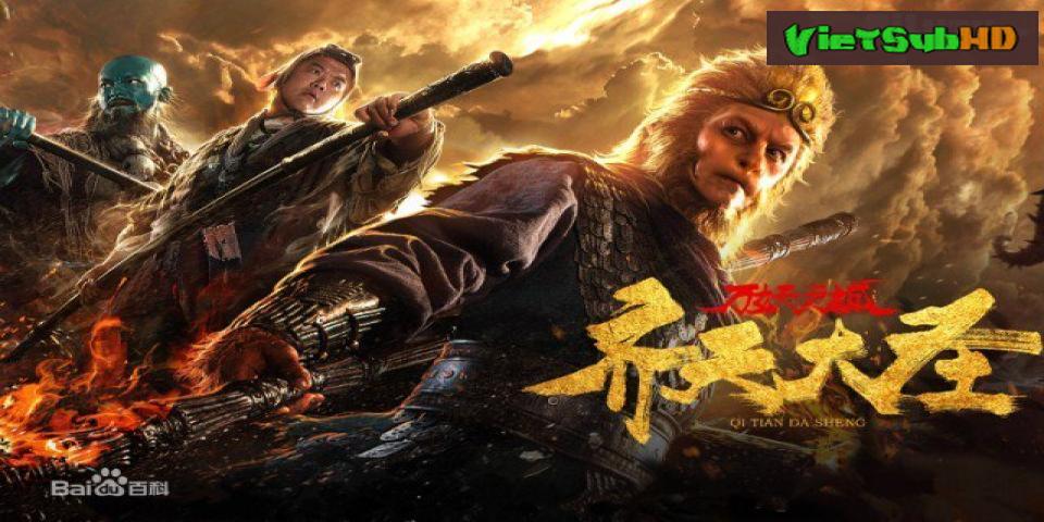 Phim Tề Thiên Đại Thánh: Trấn Yêu Quái Thuyết minh HD | Qi Tian Da Sheng 2018