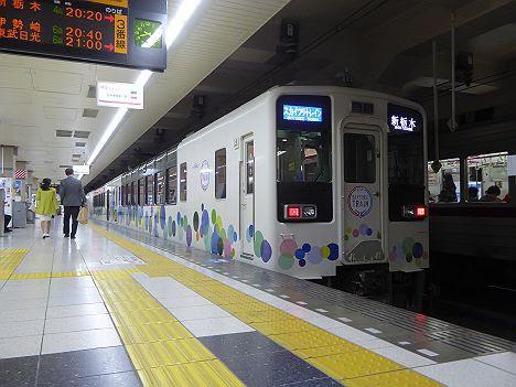東武伊勢崎線・日光線 特急 スカイツリートレイン 新栃木行き 634型(2017.4廃止)