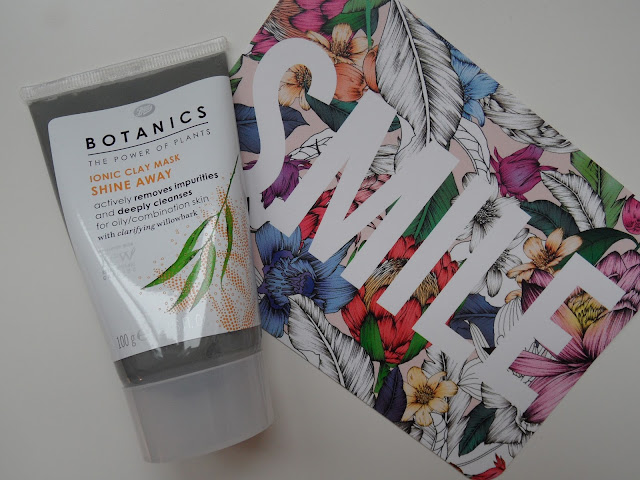 Botanics Shine Away Ionic Clay Mask Review