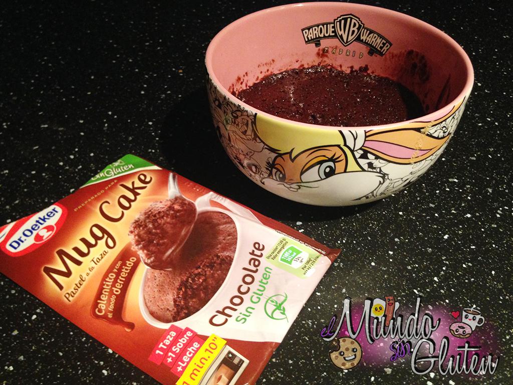 Mug Cake Dr.Oetker