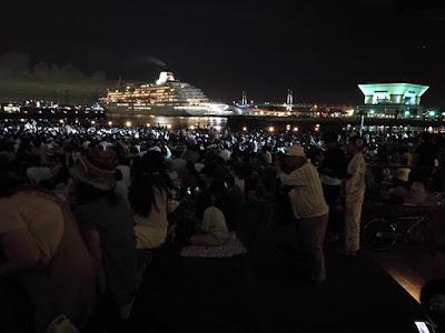 HUAWEI P9写真│第31回神奈川新聞花火大会