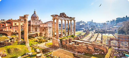 Honeymoon Planning - Rome, Italy
