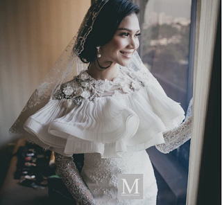veil nikah cantik anzalna nasir