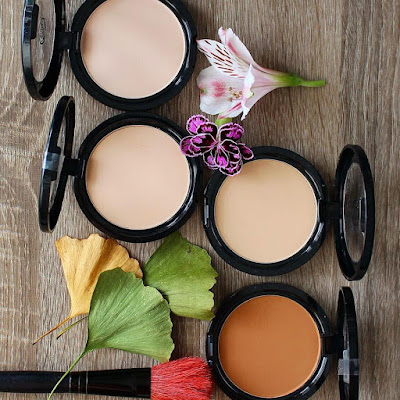 The Body Shop New Matte Clay Powders