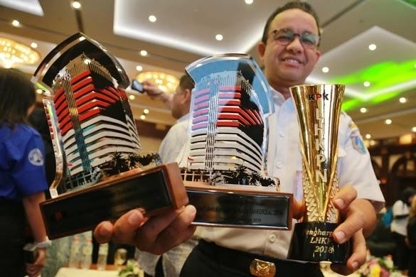 Ada Saja yang Nyinyir Meski DKI Dapat 3 Penghargaan KPK, Ini Saran Hidayat Nur Wahid