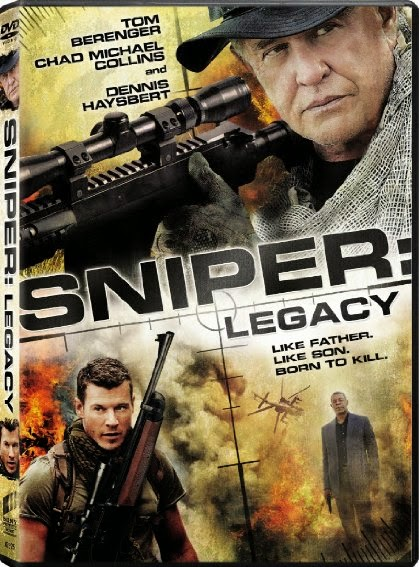 Download Films Sniper: Legacy (2014) 720p WEB-DL