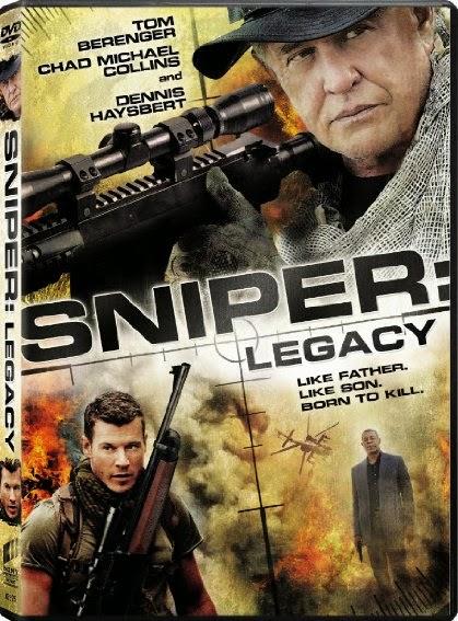 Sniper: Legacy (2014) 720p WEB-DL