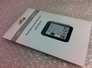 [SOLD] amCase Premium Screen Protector for Nook Simple Touch & Kindle 3