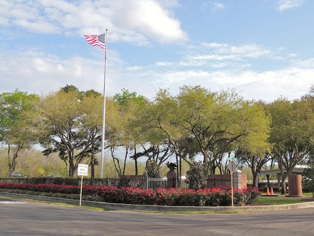 Harris County War Memorial 3535 Bear Creek Drive Houston, Texas 77084