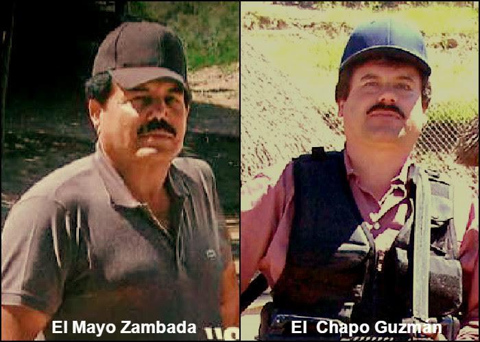 La historia de cuando El Chapo Guzmán se junto con su compadre El Mayo Zambada y juntos tomaron todo el mercado