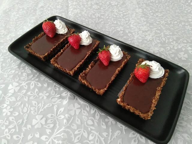 Tarta de ciocolată fără zahăr