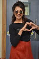 Tejaswini Madivada backstage pics at 92.7 Big FM Studio Exclusive  17.JPG