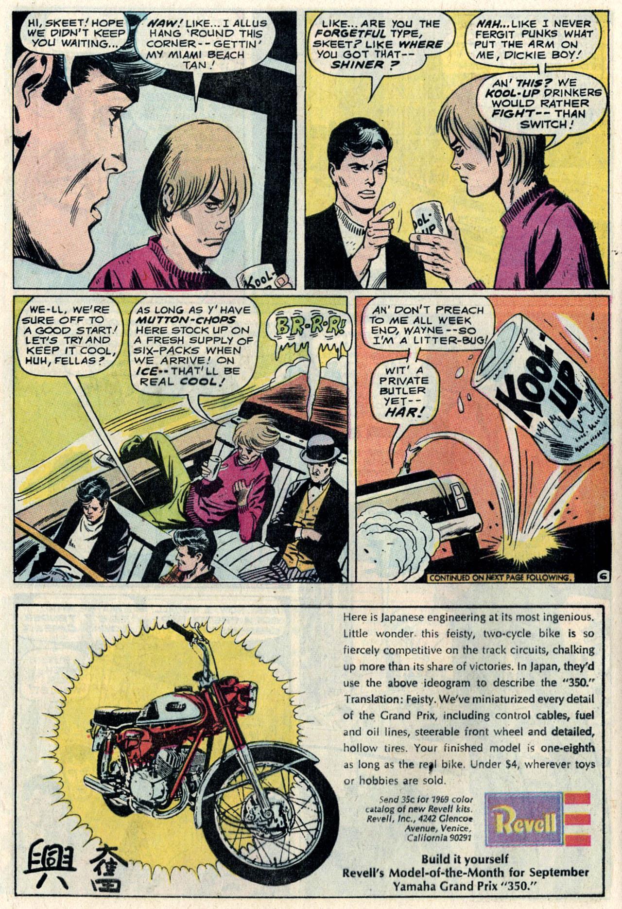 Detective Comics (1937) 393 Page 7