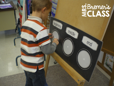 Lots of great CVC activities for Kindergarten- perfect for whole group or literacy centers!