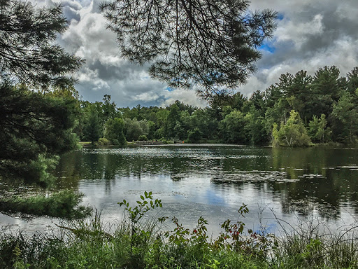 Allen Lake at Harman Creek State Park
