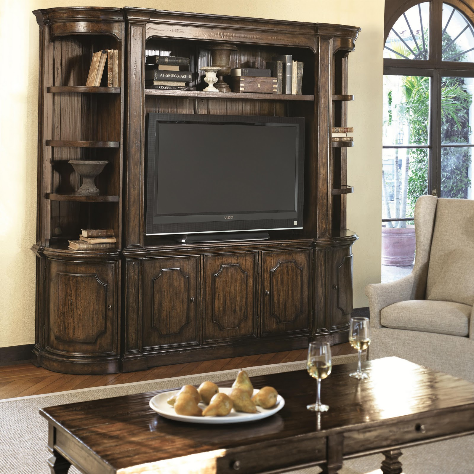 Wholesale Furniture Com: Knoxville Wholesale Furniture: Artisan Estate By Bernhardt