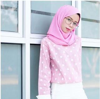cara memotret jilbab untuk di jual