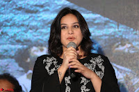 Cute Poja Gandhi in black dress at Dandupalyam 2 Movie press meet  ~  Exclusive 21.JPG
