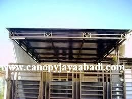 pembuat kanopi polycarbonate JAYA ABADI CANOPY