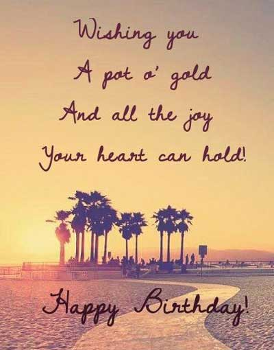 Happy Birthday Wishes | Quotes | Messages and Images from a Boy