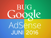 Cara Mendapatkan Akun Google Adsense Bug Bulan Juni/Juli