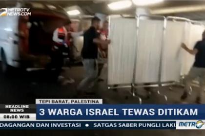 Disaat Dunia Kecam Israel, Metro Tv Malah Bikin Berita Yang Membuat Kita Geleng-geleng Kepala