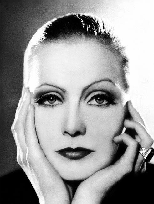 Faces Places Lipstick Traces She S Got Greta Garbo Eyes
