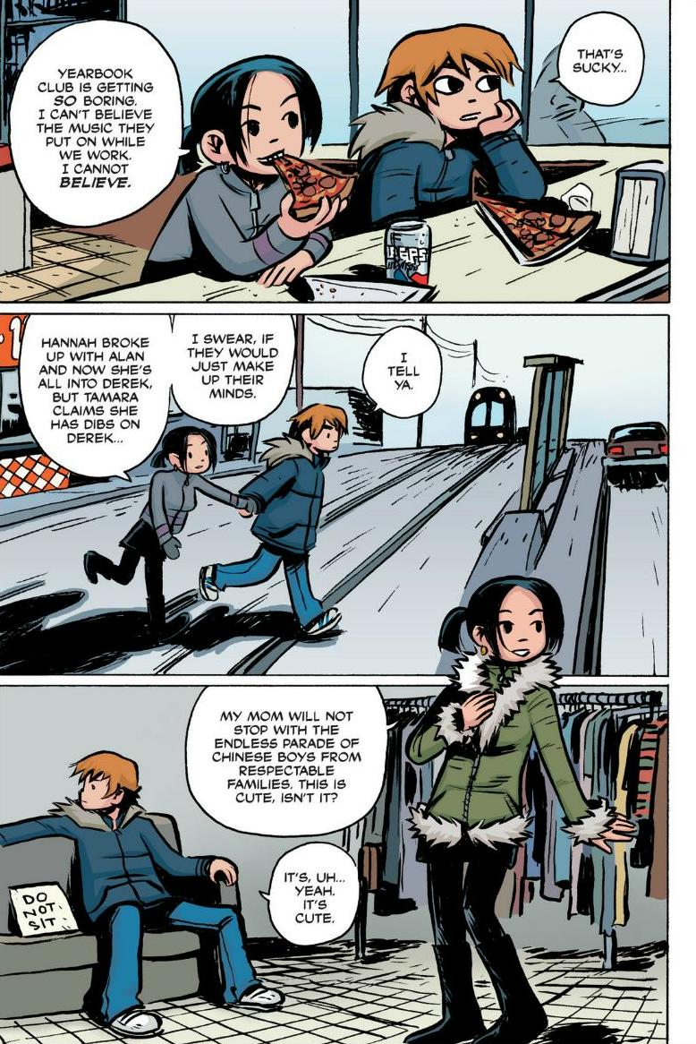 Read online Scott Pilgrim comic -  Issue #1 - 65