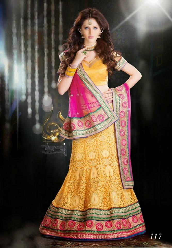 Luxury India Cultural Clothing Clothing For Women Lehenga Choli 2015